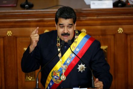 Venezuelan constitutional assembly seizes power of opposition-led congress
