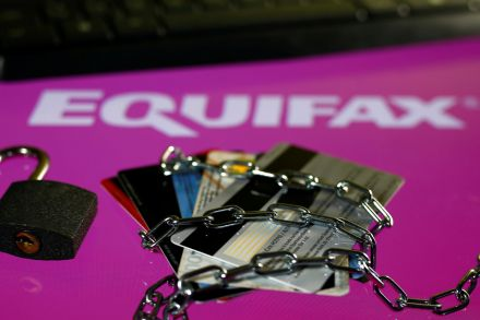 Equifax shares tumble another 8% after credit score hack