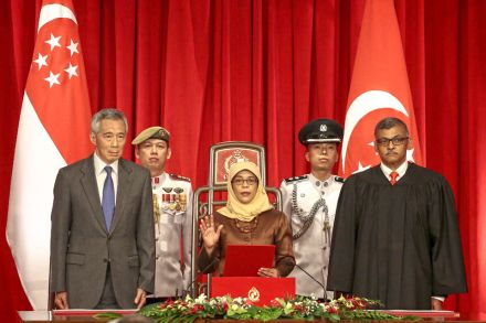 Malay president, Chinese PM, Indian CJ ― representation of Singapore, says minister