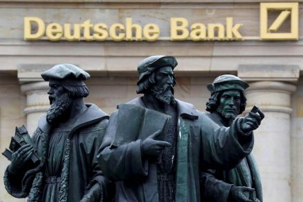 Deutsche Bank rating cut by Fitch on lack of revenue rebound