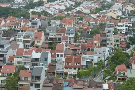 Singapore Home Prices Climb For First Time In 4 Years