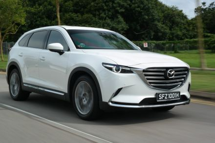mazda cx 9 review singapore s sexiest seven seater hub the business times. Black Bedroom Furniture Sets. Home Design Ideas