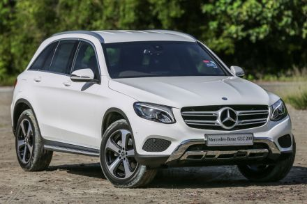mercedes benz glc 200 review less expensive but no lesser for it hub the business times. Black Bedroom Furniture Sets. Home Design Ideas