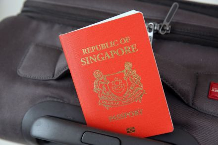 Singapore passport world's 'most powerful', India's 75th