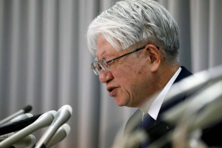 Kobe Steel CEO to provide update on data fabrication at 0600 GMT