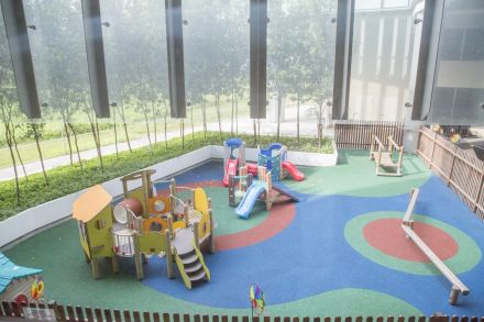 (5) The outdoor gym at MindChamps preschool in Fusionopolis.jpg