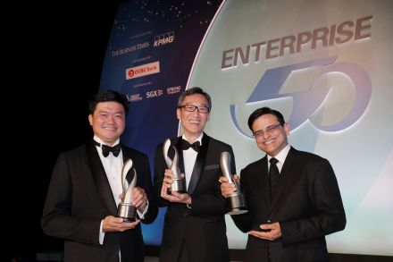 Family business Onn Wah Precision Engineering takes top E50 spot on