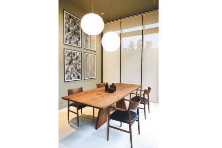 OK_Hakama_Dining_Table_from_Conde_House_with_framed_washi_paper_as_artwork.jpg