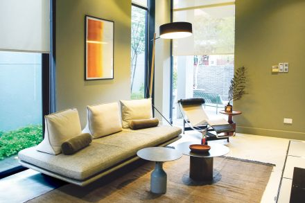 OK_Prado_sofa_and_Oxydation_coffee_tables_from_Ligne_Roset__and_Cassina_LC4_daybed_in_the_living_room.jpg