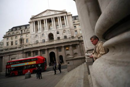 BoE says United Kingdom  banks can cope with 'disorderly' Brexit