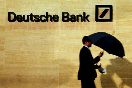 Deutsche Bank's (DB) Neutral Rating Reaffirmed at Goldman Sachs Group