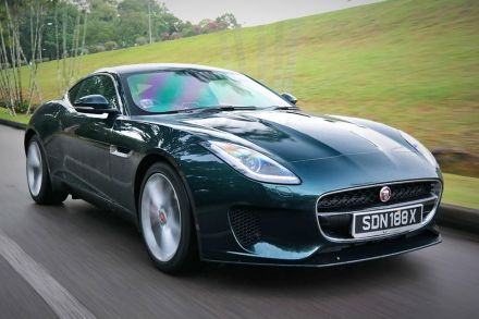 Jaguar F Type 2.0 Coupe Review: How To Save S$46k On This Exquisite Coupe,  Hub   THE BUSINESS TIMES