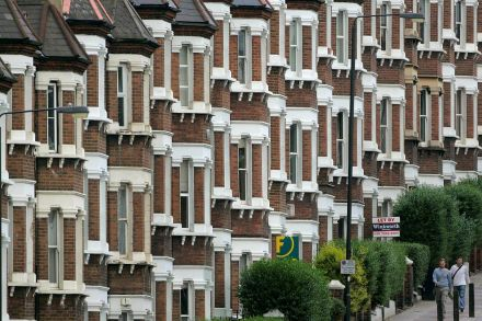United Kingdom residential real estate prices fall by most in five years