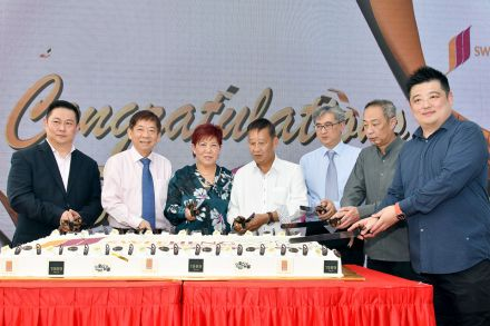 Swee Heng Bakery triples capacity with new factory