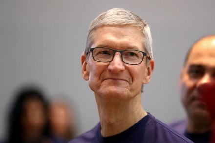 Apple's board finally started making CEO Tim Cook fly private