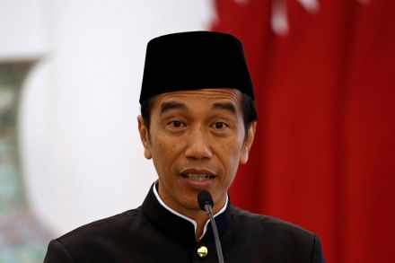 Jokowi latest news headlines the business times jokowi heads to 2018 with backing of stronger indonesian economy reheart Choice Image