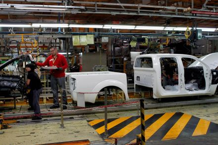 Poland Manufacturing Growth At 34-Month High