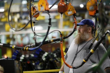 US Factories Closed Out 2017 With A Boom