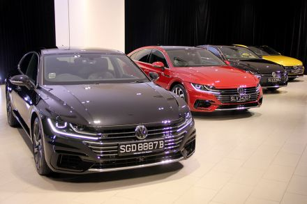 S First New Car In Singapore Is Hub THE BUSINESS TIMES - New car