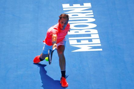 TV schedule, channel, stream, key matches — Australian Open
