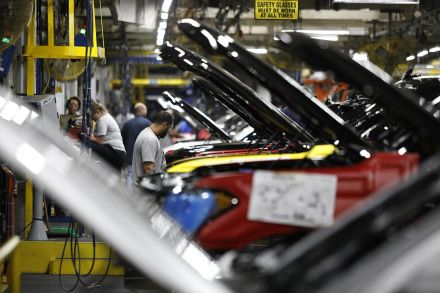 Fiat Chrysler To Invest USD1 Billion In Michigan Plant, Add 2500 Jobs