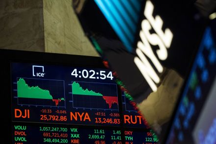 DOW BULL run continues as top USA index opens at record high