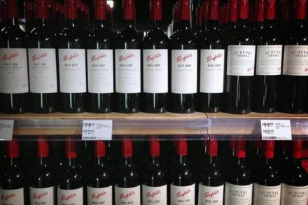 Aussie wine exports surge on China demand