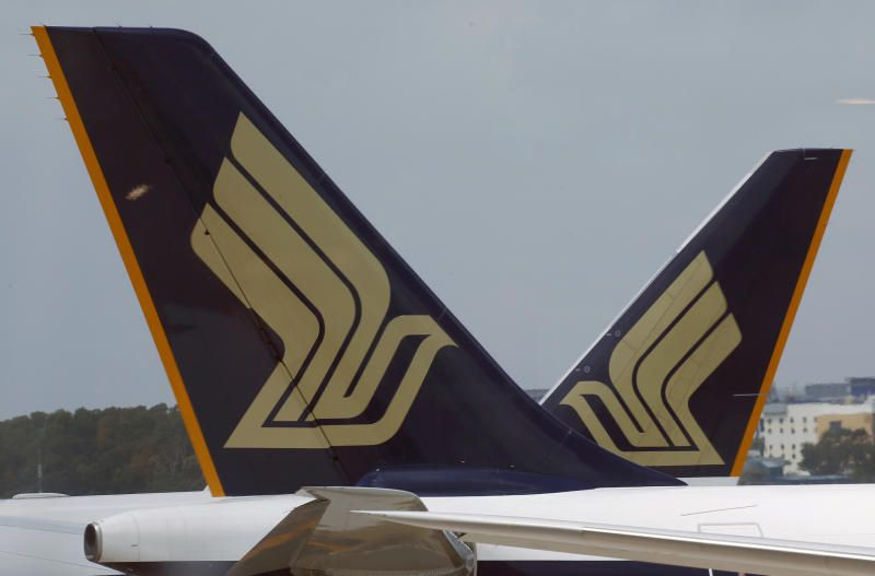 Singapore Airlines cancels its Wellington flights via Canberra