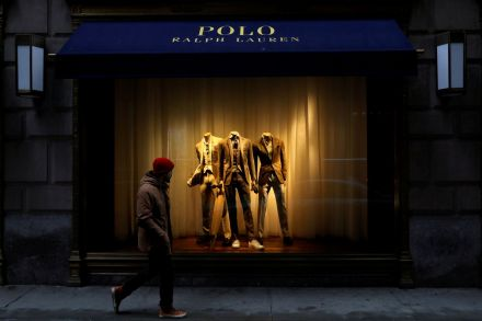 Which Insider bought 2106 Shares Of Ralph Lauren Corporation (RL)?