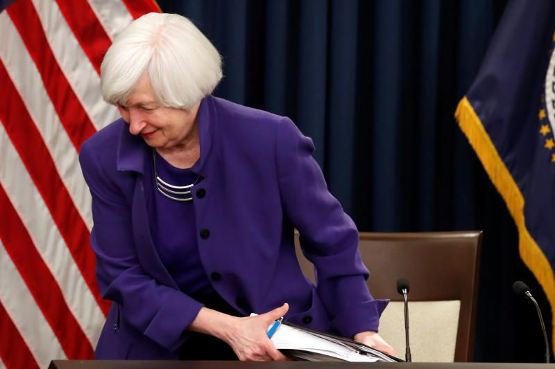 The solid economy can give thanks to Janet Yellen