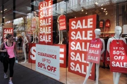 Retail turnover falls 0.5 per cent in December