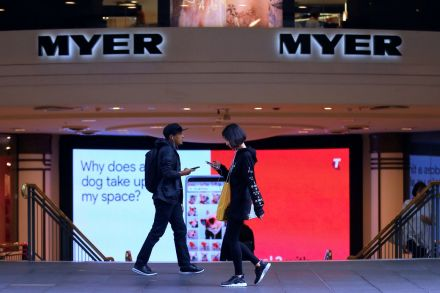 Myer flags more writedowns after poor Jan