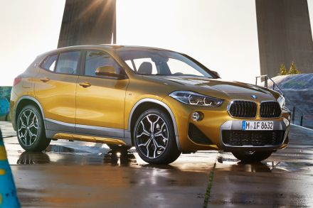 Bmw X2 Review Dressed For Success Hub The Business Times