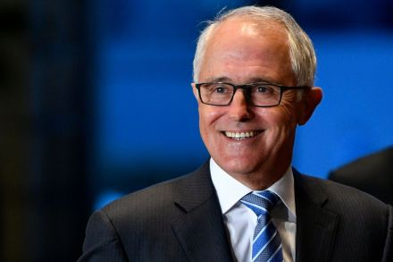 Australian PM bans sex between ministers and staff after deputy's 'shocking' affair