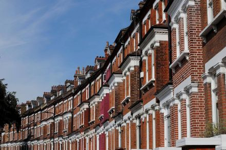 For London housing, it's the 'end of the boom,' says Rightmove