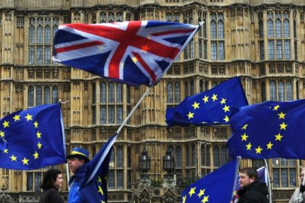 Conservative British MPs demand 'hard Brexit' clean European Union break