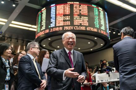 Chinese investor backs out of $5.2B deal for Hong Kong skyscraper