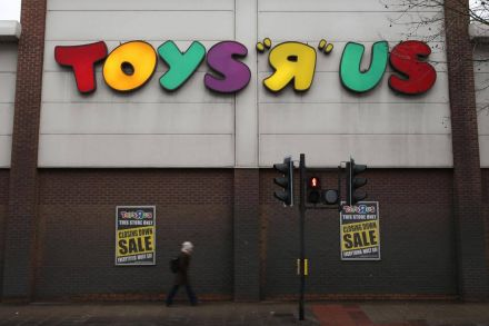 Toys 'R' Us may close U.S.  locations