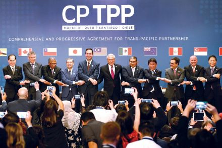 Champagne heads to South America to sign CPTPP and talks on Mercosur