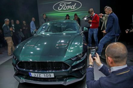 Ford to offer 2019 Mustang GT California Special