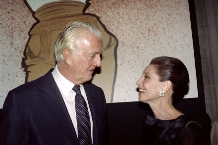 Fashion titan Hubert de Givenchy dies aged 91
