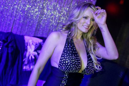 Stormy Daniels' Father Says He Fears for Her Safety Amid Trump Scandal