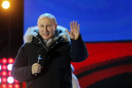 A Potemkin election in Putin's Russian Federation