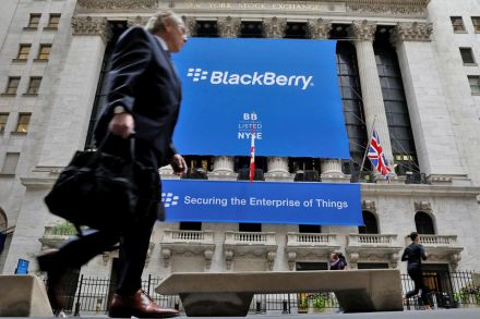 BlackBerry (BB) Set to Announce Earnings on Wednesday