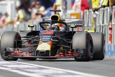 Ricciardo handed three-place grid penalty!