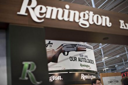 U.S. gunmaker Remington files for bankruptcy