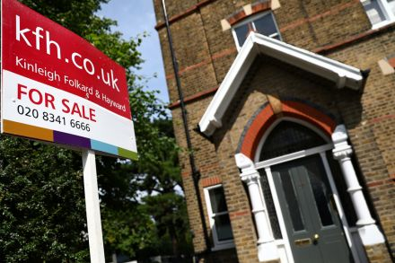The five London boroughs where house prices have fallen the most
