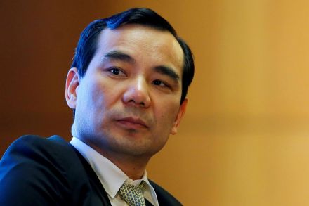 High-profile fraud trial of Anbang's boss opens in China