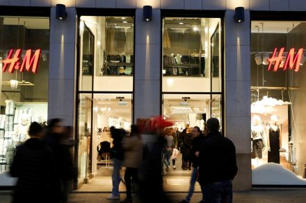 H&M Operating Profit Down 62% - 170 Stores To Close