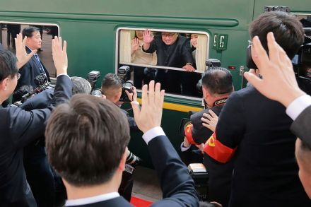 Kim Jong Un to meet South Korean president at border